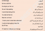 English to Urdu sentences Used in Daily Life, Set-30