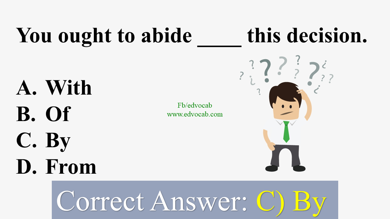 Grammar Exercise of English Prepositions